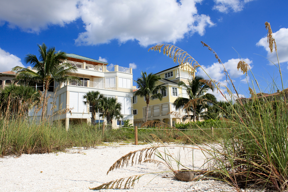 Florida beach homes