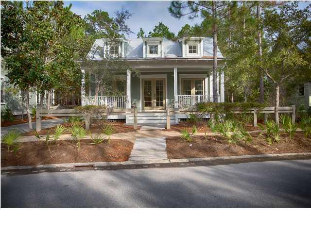 watercolor home for sale 114 royal fern way santa rosa beach fl