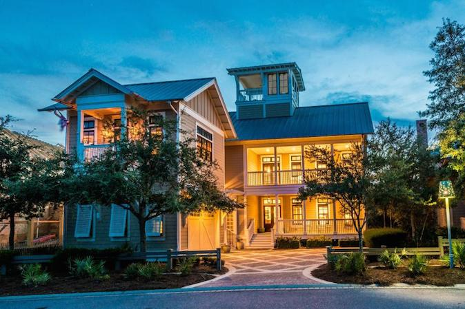 Beautiful Lakefront Home For Sale In Watercolor