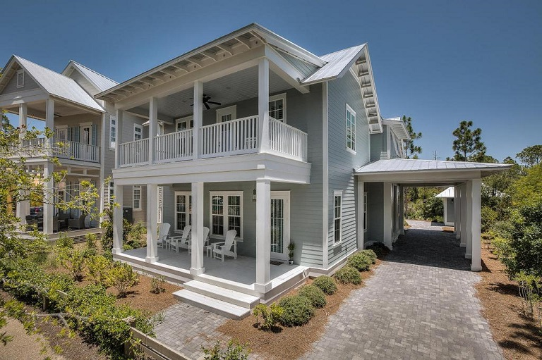 Blog Entries Tagged Watercolor Homes For Sale