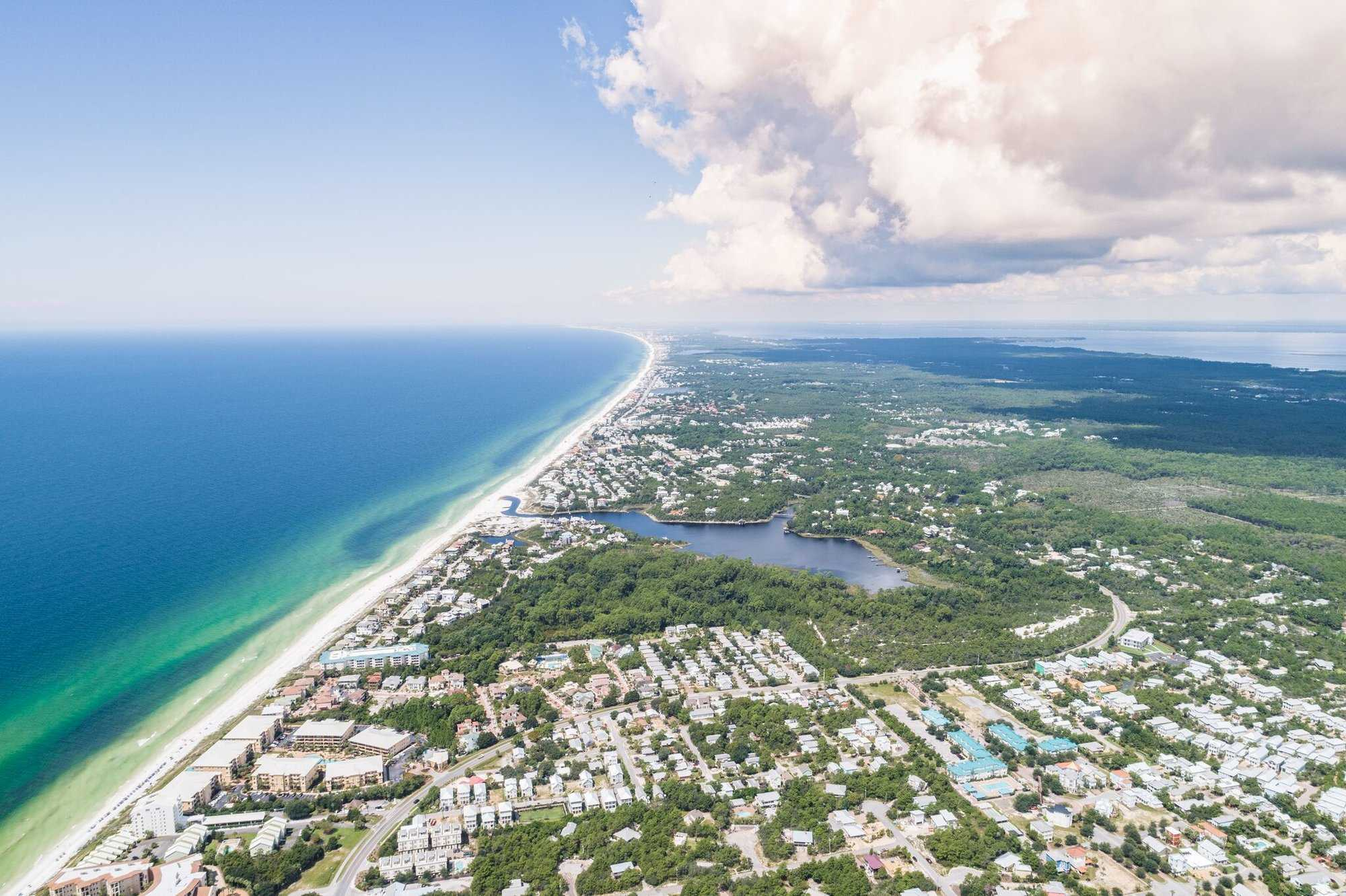 30a West Gulf Front Real Estate