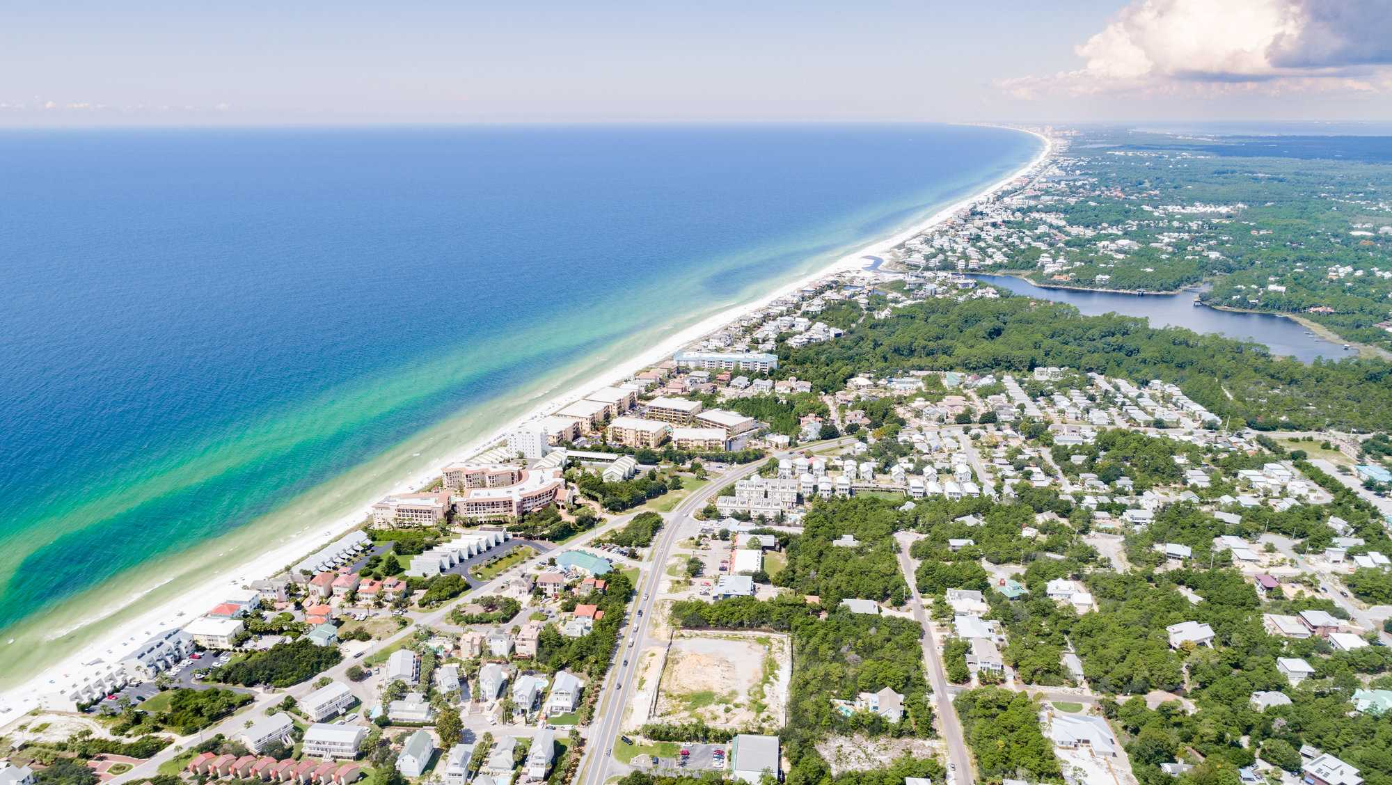 Santa Rosa Beach Gulf Front Real Estate