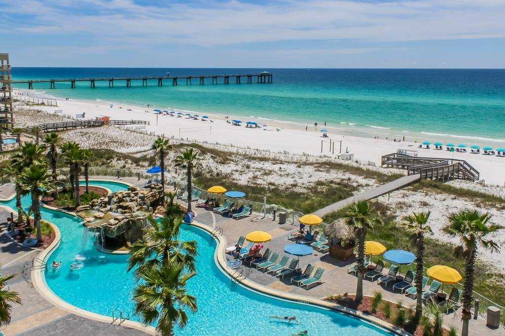 Okaloosa Island Gulf Front Real Estate