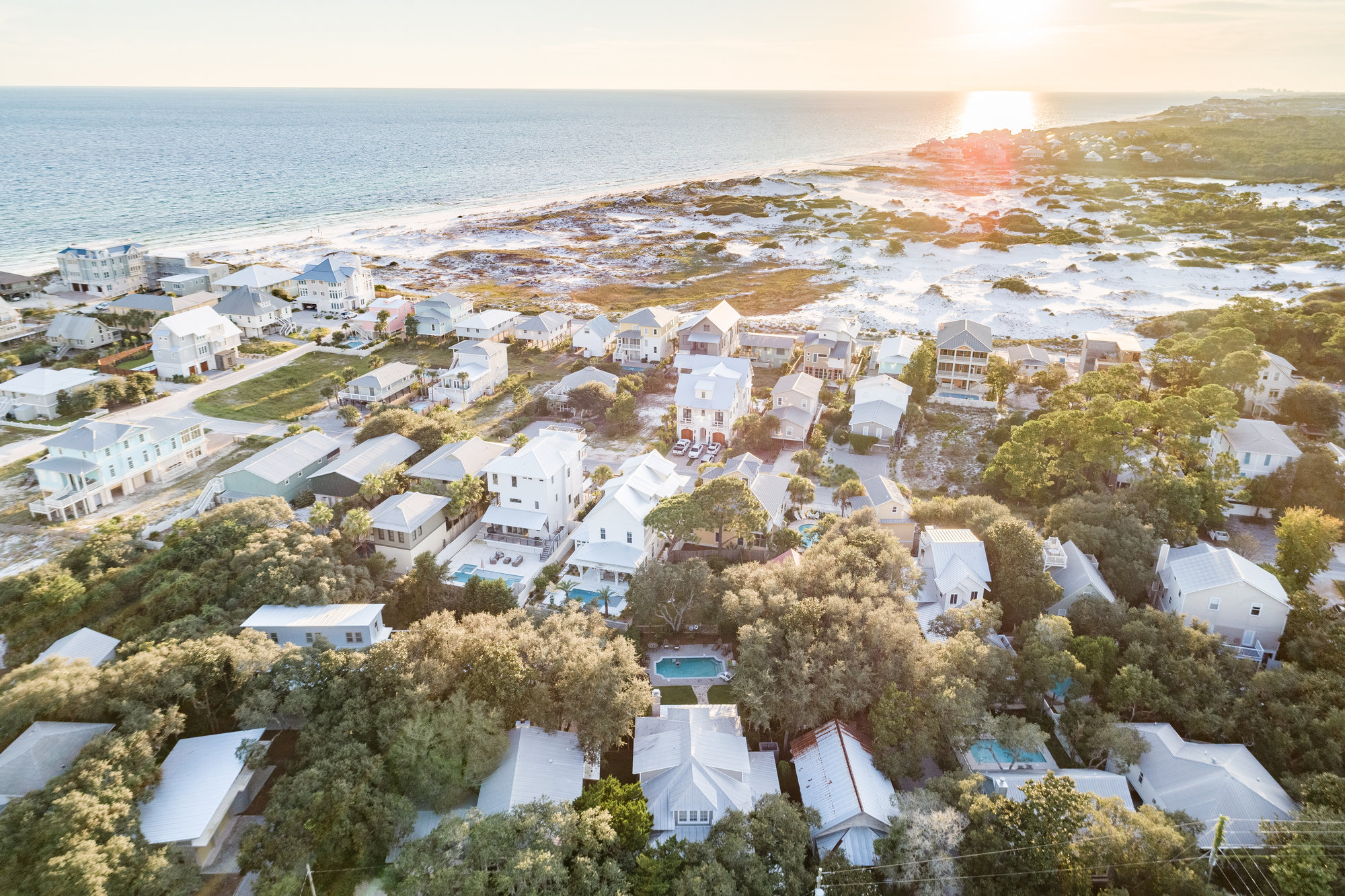 30a and Santa Rosa Beach Homes